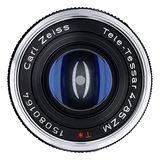 Carl Zeiss ZM Tele-Tessar T* 85mm f/4.0 objectief Zilver - thumbnail 4