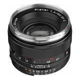 Carl Zeiss ZF.2 Planar T* 50mm f/1.4 objectief Nikon - thumbnail 2