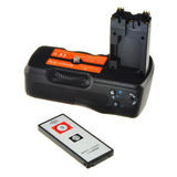 Jupio VG-B30AM Battery Grip voor Sony - thumbnail 1