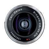 Carl Zeiss ZM Biogon T* 25mm f/2.8 objectief Zilver - thumbnail 2