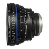 Carl Zeiss Compact Prime CP.2 Distagon T* 35mm T2.1 Meters objectief Canon EF-vatting - thumbnail 1