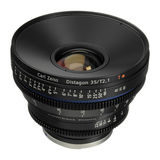 Carl Zeiss Compact Prime CP.2 Distagon T* 35mm T2.1 Meters objectief Canon EF-vatting - thumbnail 2