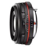 Pentax HD DA 21mm f/3.2 AL objectief Zwart - thumbnail 1