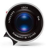 Leica Summarit-M 50mm f/2.4 objectief Zilver - thumbnail 2