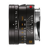 Leica Summarit-M 50mm f/2.4 objectief Zwart - thumbnail 1