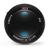 Leica Summarit-M 90mm f/2.4 objectief Zwart - thumbnail 2