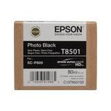 Epson Inktpatroon T8501 Photo Black - thumbnail 1