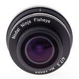 Nodal Ninja 7.3mm f/4.0 180 Degree Fisheye MFT objectief - thumbnail 2
