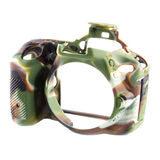 Easycover Cameracase Nikon D5500 Camouflage - thumbnail 1