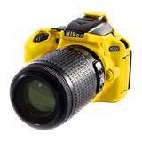 Easycover Cameracase Nikon D5500 Geel - thumbnail 4