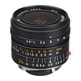 Leica Elmar-M 24mm f/3.8 ASPH objectief Zwart - thumbnail 4
