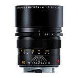 Leica APO-Summicron-M 90mm f/2.0 ASPH objectief Zwart - thumbnail 2