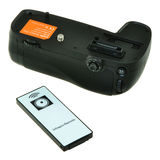 Jupio Battery Grip voor Nikon D7100 en D7200