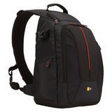 Case Logic DSLR Camera Sling Bag DCB-308 Zwart - thumbnail 1