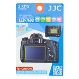 JJC LCP-760D Screenprotector - thumbnail 1