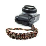 DSPTCH Camera Wrist Strap - Fall Camo/Gunmetal - thumbnail 1