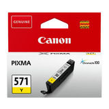 Canon Inktpatroon CLI-571 - Yellow
