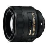 Nikon  AF-S 85mm f/1.8G objectief - thumbnail 1