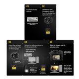 Panasonic DMW-SFU1GU V-Log Upgrade voor GH4/GH5 en FZ2000 - thumbnail 2