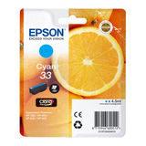 Epson Inktpatroon 33 - Cyan - thumbnail 1