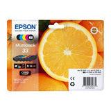 Epson Inktpatroonset 33 - BK/PBK/C/M/Y