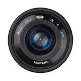 Samyang 21mm f/1.4 ED AS UMC CS Sony E objectief - thumbnail 5
