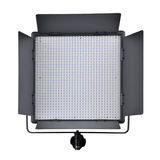 Godox LED 1000C met barndoors - thumbnail 1