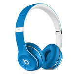 Beats Solo 2.0 Blue Luxe Edition On-Ear koptelefoon - thumbnail 6