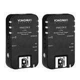 Yongnuo YN622N II Wireless TTL Flash Transceiver (2 stuks) voor Nikon - thumbnail 1
