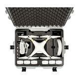 Nanuk Protective Case 945 DJI Phantom 3 koffer Graphite - thumbnail 3