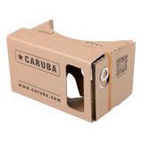 Caruba Cardboard VR Glasses tot 6 inch