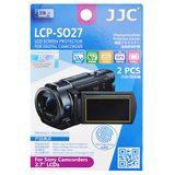 JJC LCP-SO27 Screenprotector - thumbnail 1