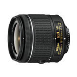 Nikon AF-P 18-55mm f/3.5-5.6G VR DX objectief - Bulk - thumbnail 1