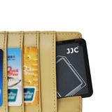 JJC MCH-SDMSD6GR Memory Card Holder Zwart - thumbnail 3