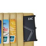 JJC MCH-SD4GR Memory Card Holder Zwart - thumbnail 3