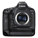 Canon EOS 1D X Mark II DSLR Body