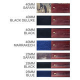 Omega-Strap Marrakech 40mm draagriem - thumbnail 2