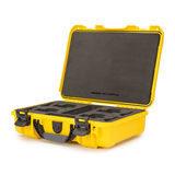 Nanuk Protective Case 910 GoPro koffer Geel - thumbnail 2