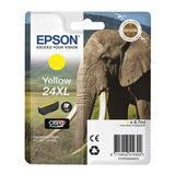 Epson Inktpatroon 24XL - Yellow High Capacity - thumbnail 1