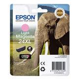 Epson Inktpatroon 24XL - Light Magenta High Capacity - thumbnail 1