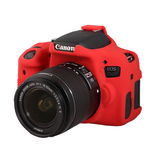 EasyCover Cameracase Canon EOS 750D Rood - thumbnail 3