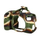 EasyCover Cameracase Canon EOS 750D Camouflage - thumbnail 1