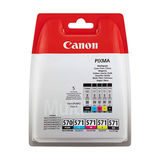 Canon PGI-570/CLI-571 PGBK/C/M/Y/BK multipack - thumbnail 1