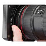 Benro FH100 Holder + 82mm Lens Ring en 82-77mm Step Down Ring - thumbnail 8
