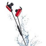 JVC HA-EBT5 In-Ear koptelefoon Rood