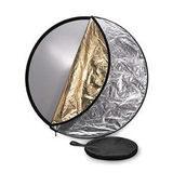 Godox 5-in-1 Black, Silver, Soft Gold, White, Translucent - 110cm - thumbnail 1