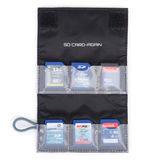 MindShift SD Card-Again Memory Wallet Blue - thumbnail 2