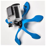 Miggo Splat Flexible Tripod voor Action Cam Blauw - thumbnail 3