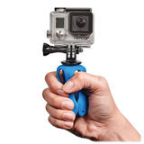 Miggo Splat Flexible Tripod voor Action Cam Blauw - thumbnail 4