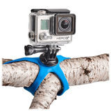 Miggo Splat Flexible Tripod voor Action Cam Blauw - thumbnail 8
